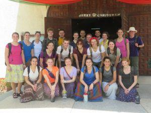 Group at Upanga Mennonite Church