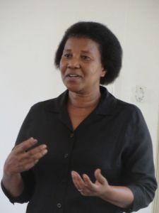 Pastor Blandina