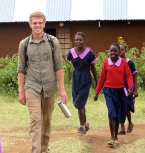Nyarero Clinic and School