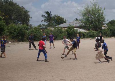 Field day at Nyantira