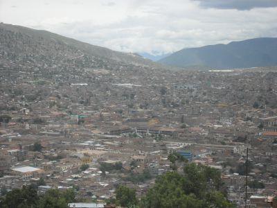 Serving in Ayacucho