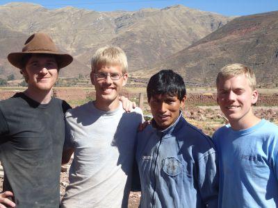 Service in Cusco