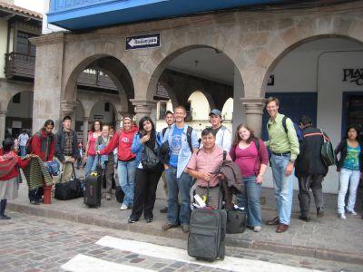touring cusco