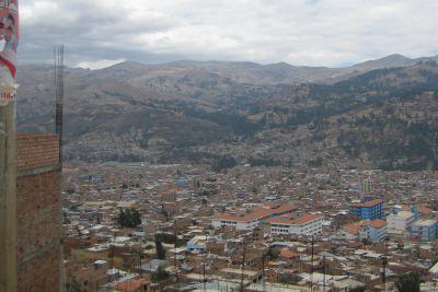 Service in Huaraz
