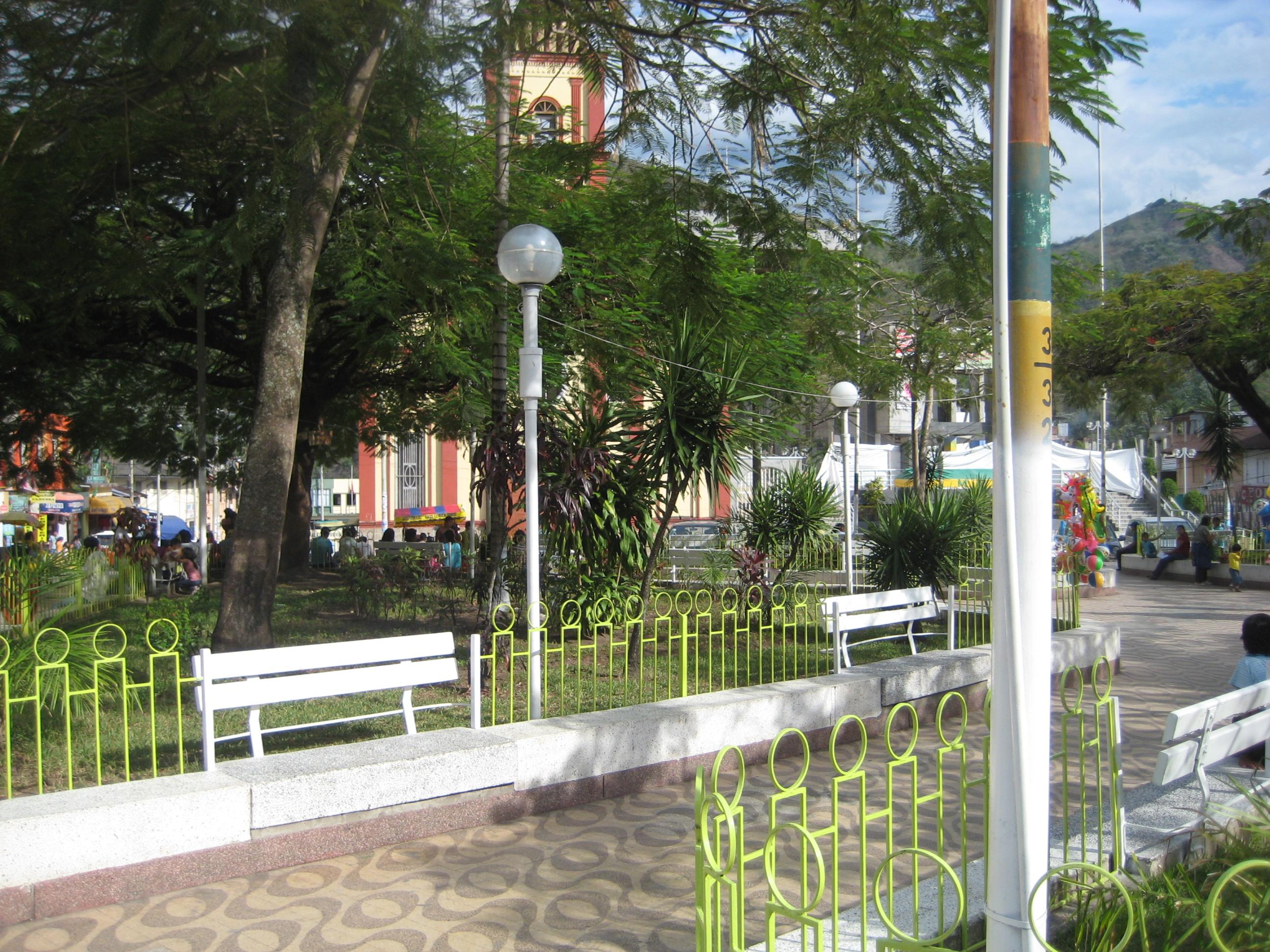 Service In Chanchamayo Peru Sst Goshen College