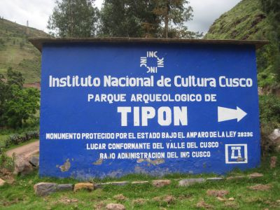 In the footsteps of the Wari, Inca, and Spanish
