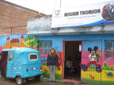 Service in Ayacucho