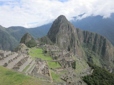 Andes — Part 5:  Machu Picchu
