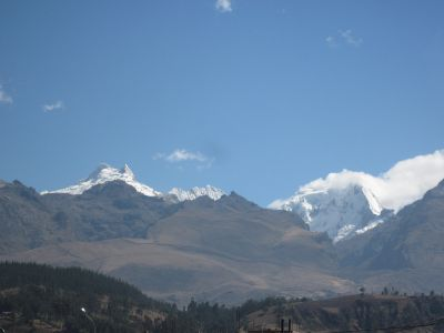 Service in Tarica and Huaraz