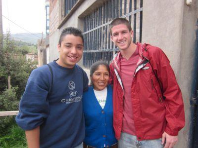 Learning about Peru