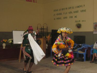 Andean Culture and Reality
