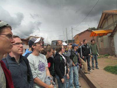 Rains, Mines and Quechua