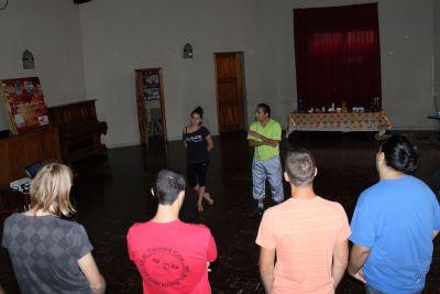 Dancing to the rhythms of Peru