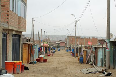 Serving – and learning from – Lima's poor people