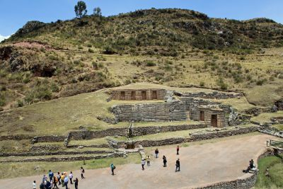 Touring Cusco and the Sacred Valley
