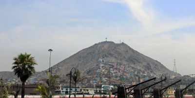 Exploring the heights and depths of Central Lima