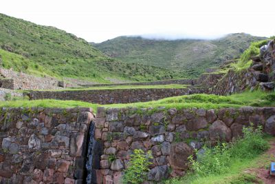 Wonders of the Inca past and present