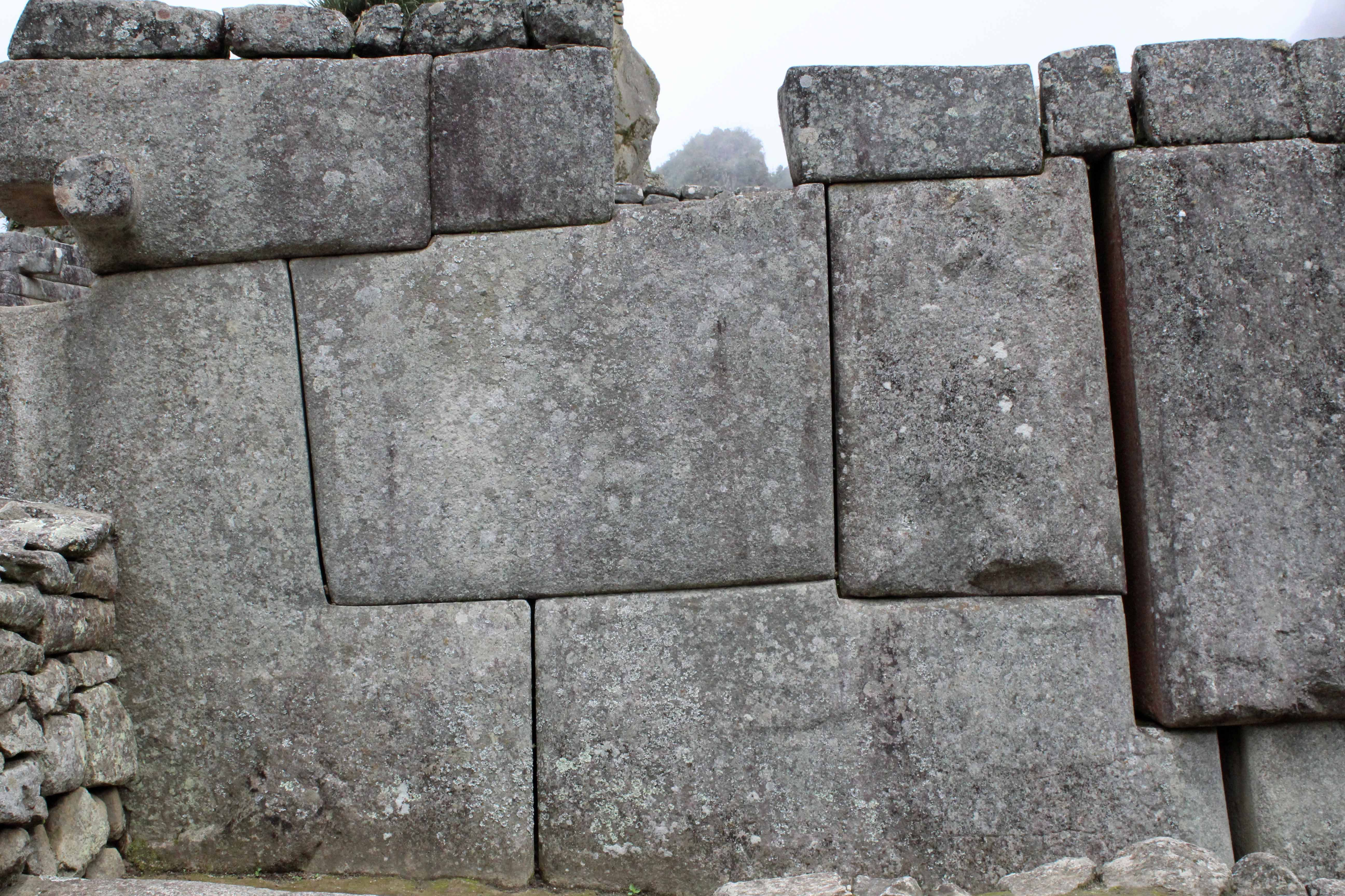 Granite Stone Machu Picchu : Mp stones cut peru sst goshen college
