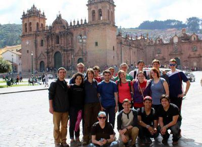 A journey through the Sacred Valley