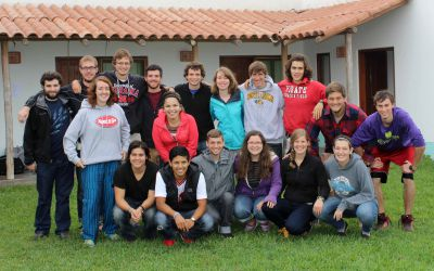 A final group photo of the Peru SST unit for the Summer of 2014.