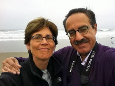 Peru SST Co-Directors for 2013-2014 Judy Weaver and Richard R. Aguirre.