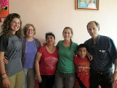 Elizabeth and Mariah: Serving in Ayacucho