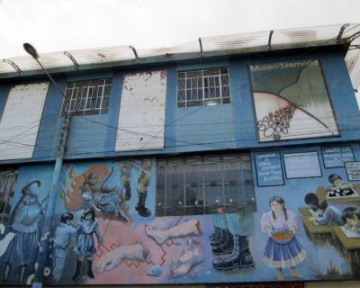 """Museo de la Memoria in Ayacucho:  """"para que no se repita."""""""