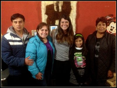 Christian and Maria: Serving in Tarma
