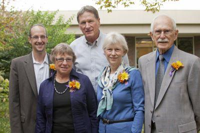 2012 Alumni Awardees