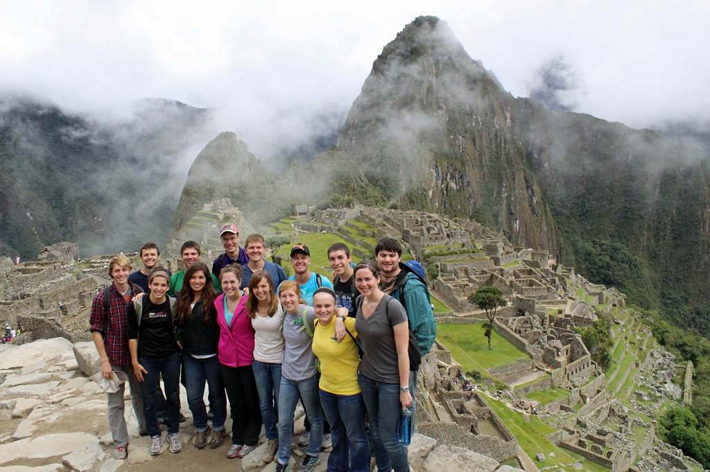 Travel to new places with Goshen College and their unique study abroad program.