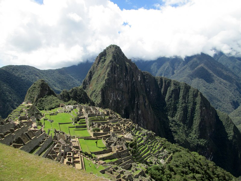 Peru is one of the places a service abroad program can take you.