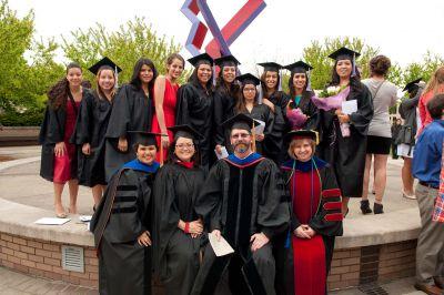 Latino Success: CIIE Graduates of 2012