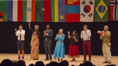 Making strides towards becoming intercultural campus