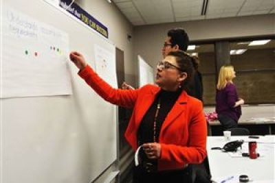 Leadership academy in Goshen focuses on intercultural community relations