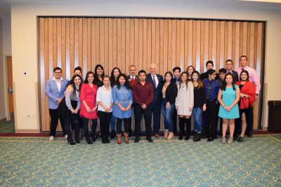 Goshen College holds second annual fundraiser for Latino student scholarships