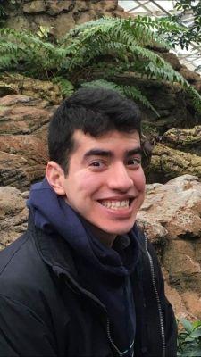 Meet our students: Valentín Calvillo