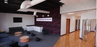 Communication center rendering 4