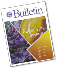 Bulletin Cover April 2001