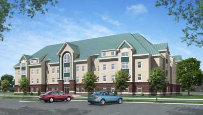New housing approved to accommodate growth at Goshen College
