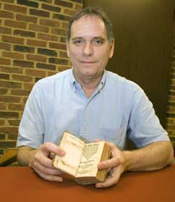 Historical Library purchases rare piece of Anabaptist history