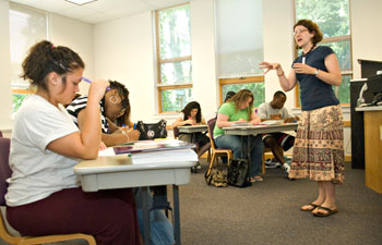 Goshen College's summer bridge program gives students a head start
