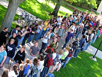 Goshen's enrollment of first-year students best in 27 years