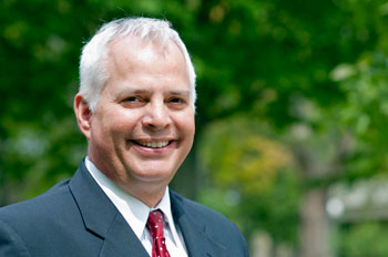 Jim Brenneman reappointed to second term as Goshen College president