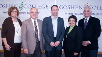 Goshen College launches institutes focused on ecological regeneration, Latino educational achievement and global Anabaptism
