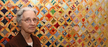 Quilts featuring fabrics from Senegal on display in new exhibit