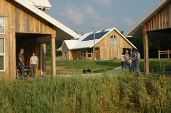 Goshen College launches unique residential Sustainability Semester at Merry Lea