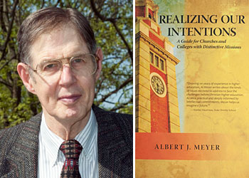 Retired Goshen College professor authors book on church colleges retaining distinctiveness