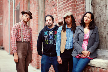 Carolina Chocolate Drops will pick, fiddle and sing during Oct. 25 concert