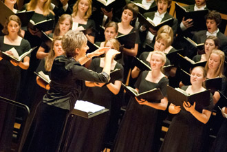 Goshen College Choirs' fall concert to offer works from Mozart to world music