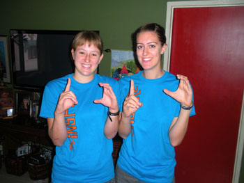 Two recent GC grads lead Guam's first-ever children's deaf camp